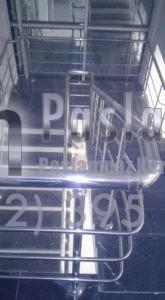 Yatay Emniyetli Paslanmaz Merdiven Korkuluğu (13)