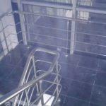 Yatay Emniyetli Paslanmaz Merdiven Korkuluğu (14)