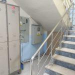 Yatay Emniyetli Paslanmaz Merdiven Korkuluğu (2)