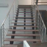 Yatay Emniyetli Paslanmaz Merdiven Korkuluğu (21)